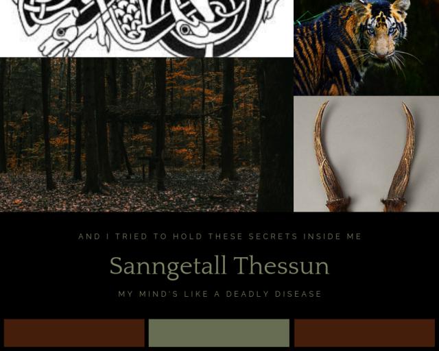 sanngetall thessun